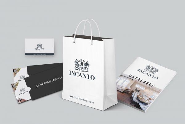 incanto branding
