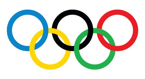 Logo đa sắc của Olympic