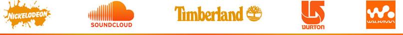 Logo màu cam