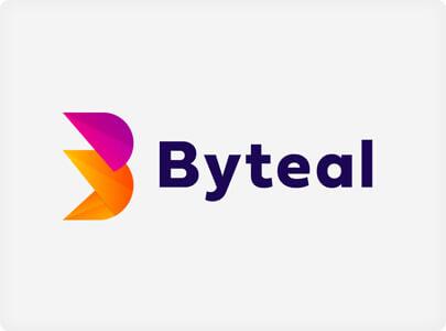 Byteal Modern Logo Design