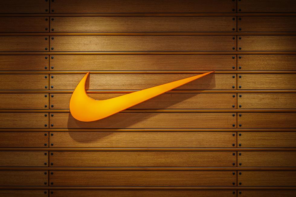 Logo giày Nike