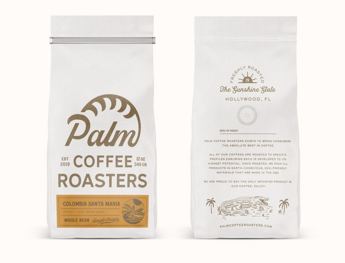 Palm-Coffee-Roasters-label