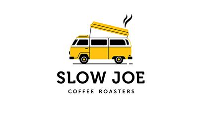 Slow Joe coffee roasters logo