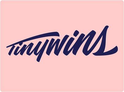 TinyWins Trending Logo Design 2021