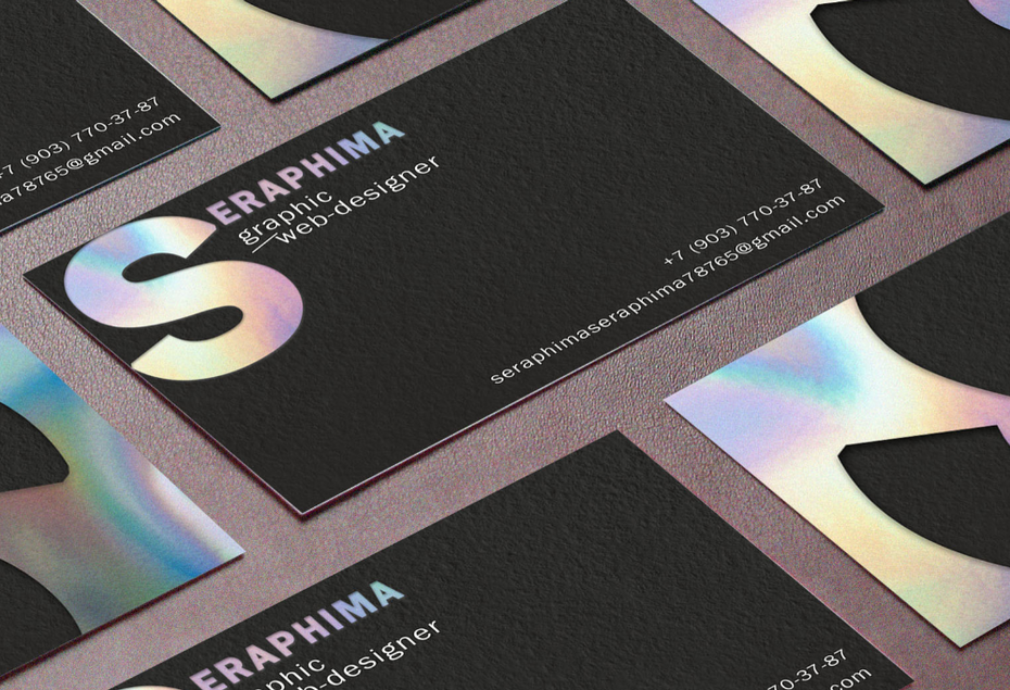 business card trends 20201 8