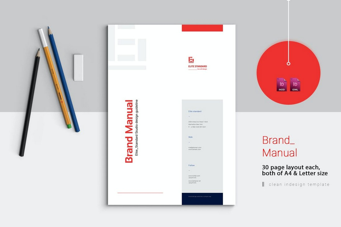 30-Page-Brand-Manual-Template