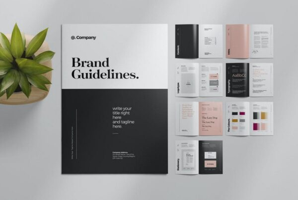Brand-Style-Guide-Layout-Template