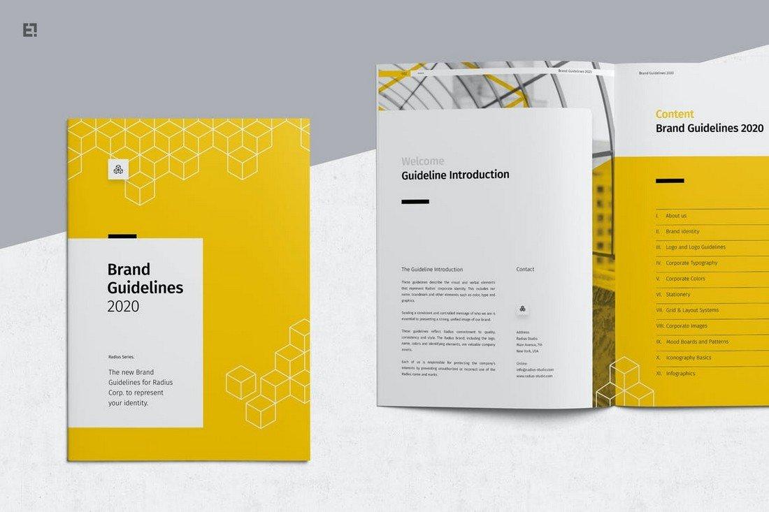 Creative-Brand-Manual-Template