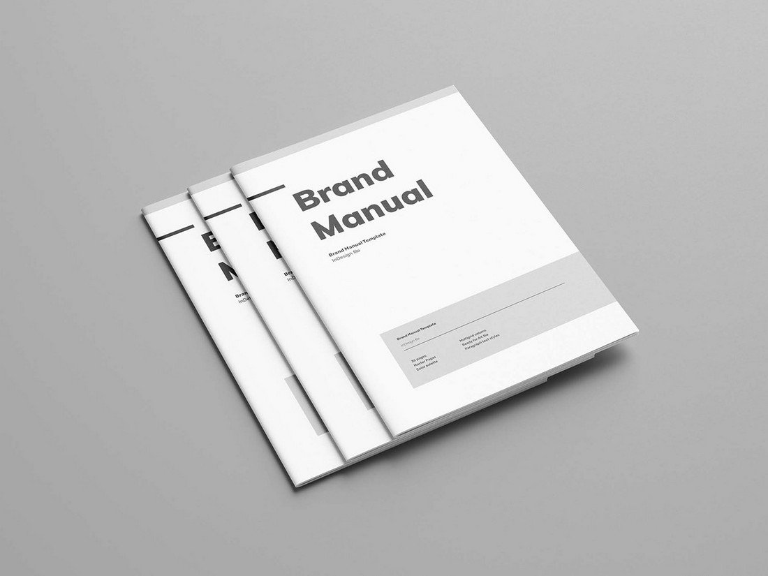 Free-Brand-Manual-Template