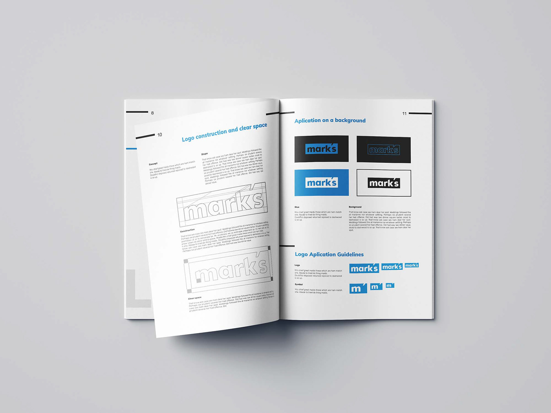 brand style guide template 10 2
