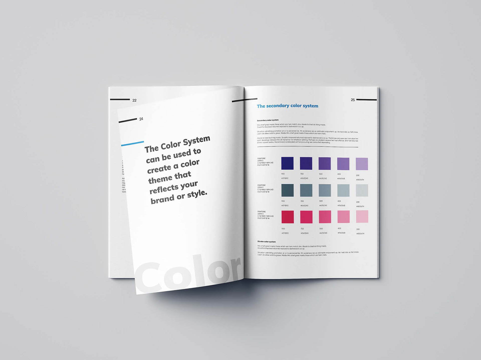 brand style guide template 10 3