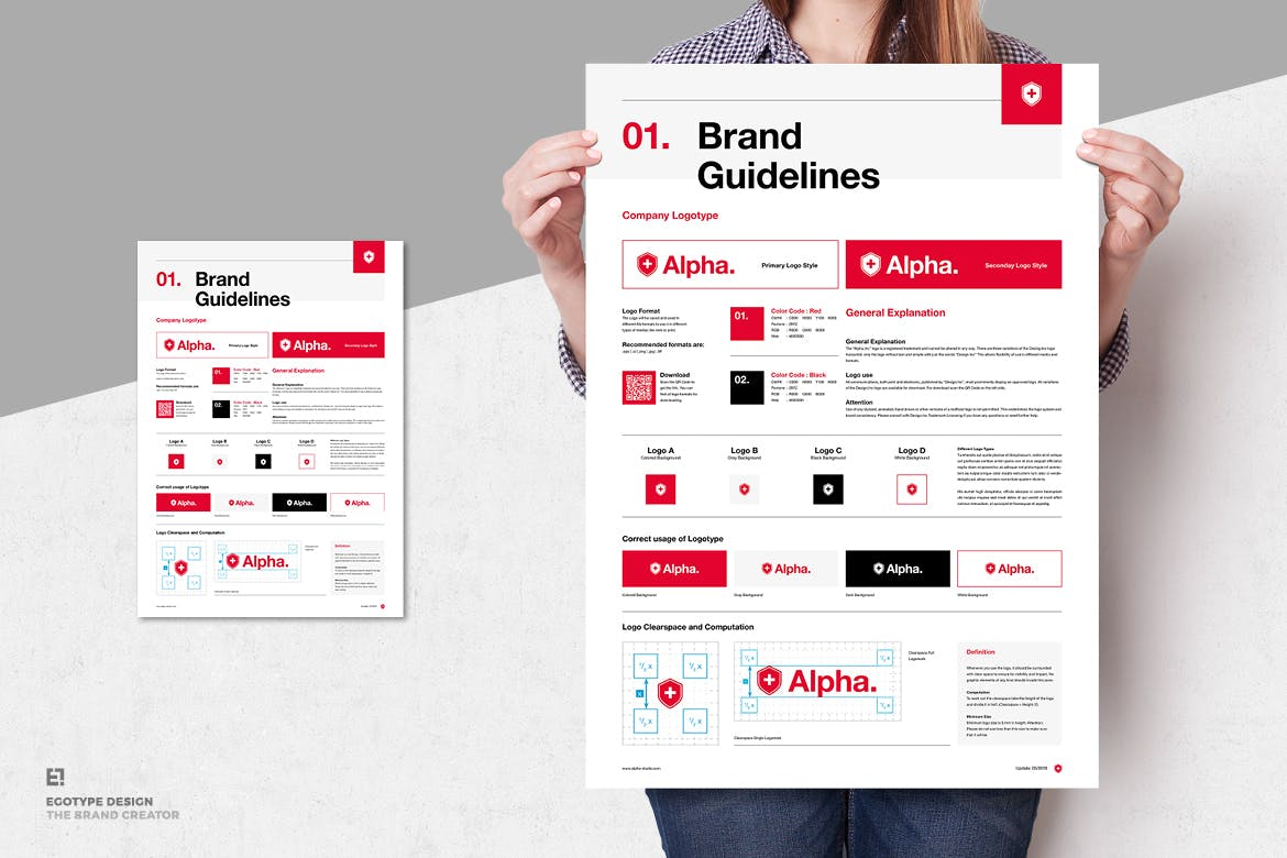 brand style guide template 11 1