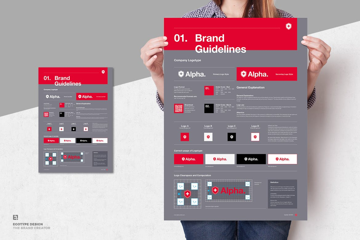 brand style guide template 11 2