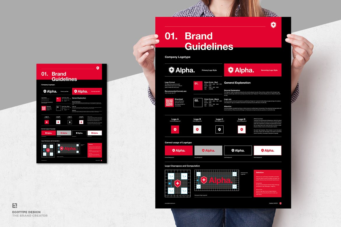 brand style guide template 11 3