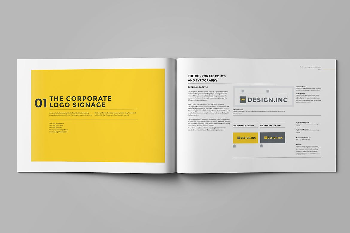 brand style guide template 13 1