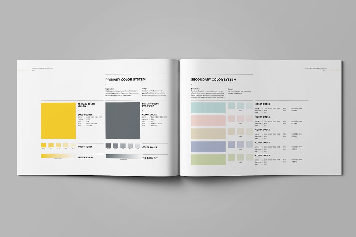 brand style guide template 13 3