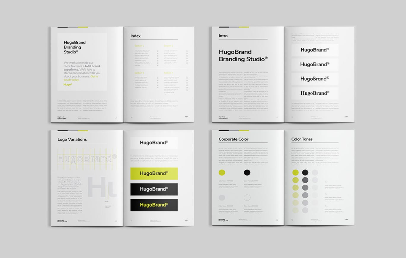 brand style guide template 14 1