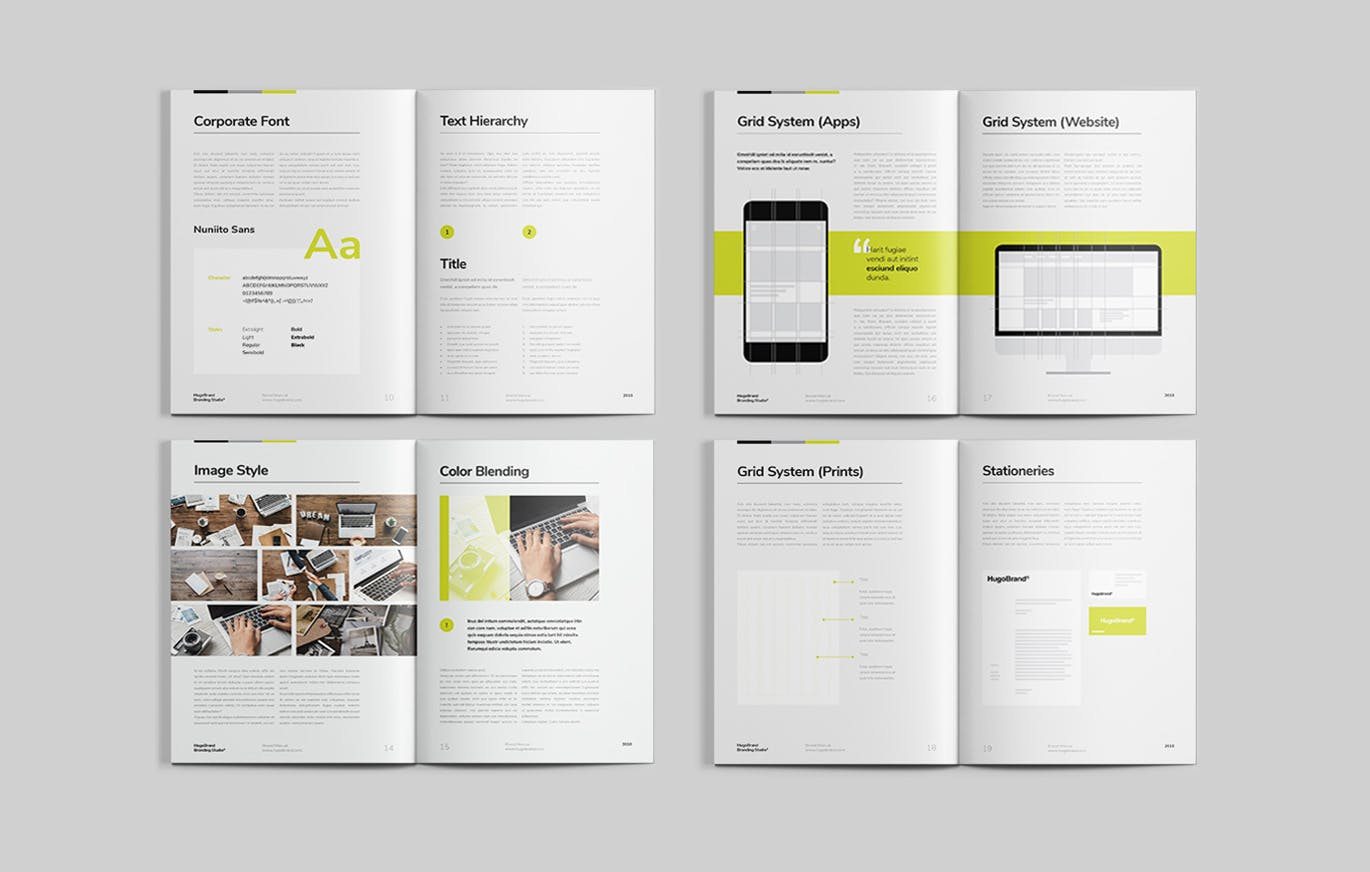 brand style guide template 14 3