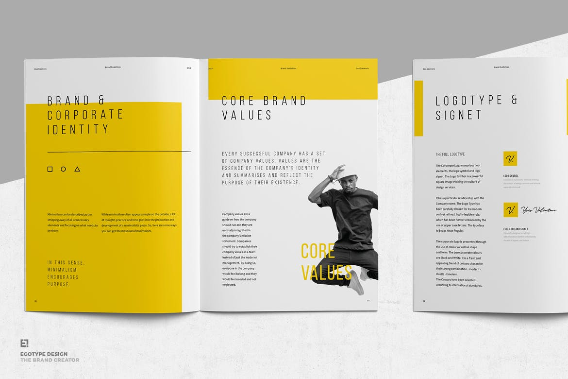 brand style guide template 19 1