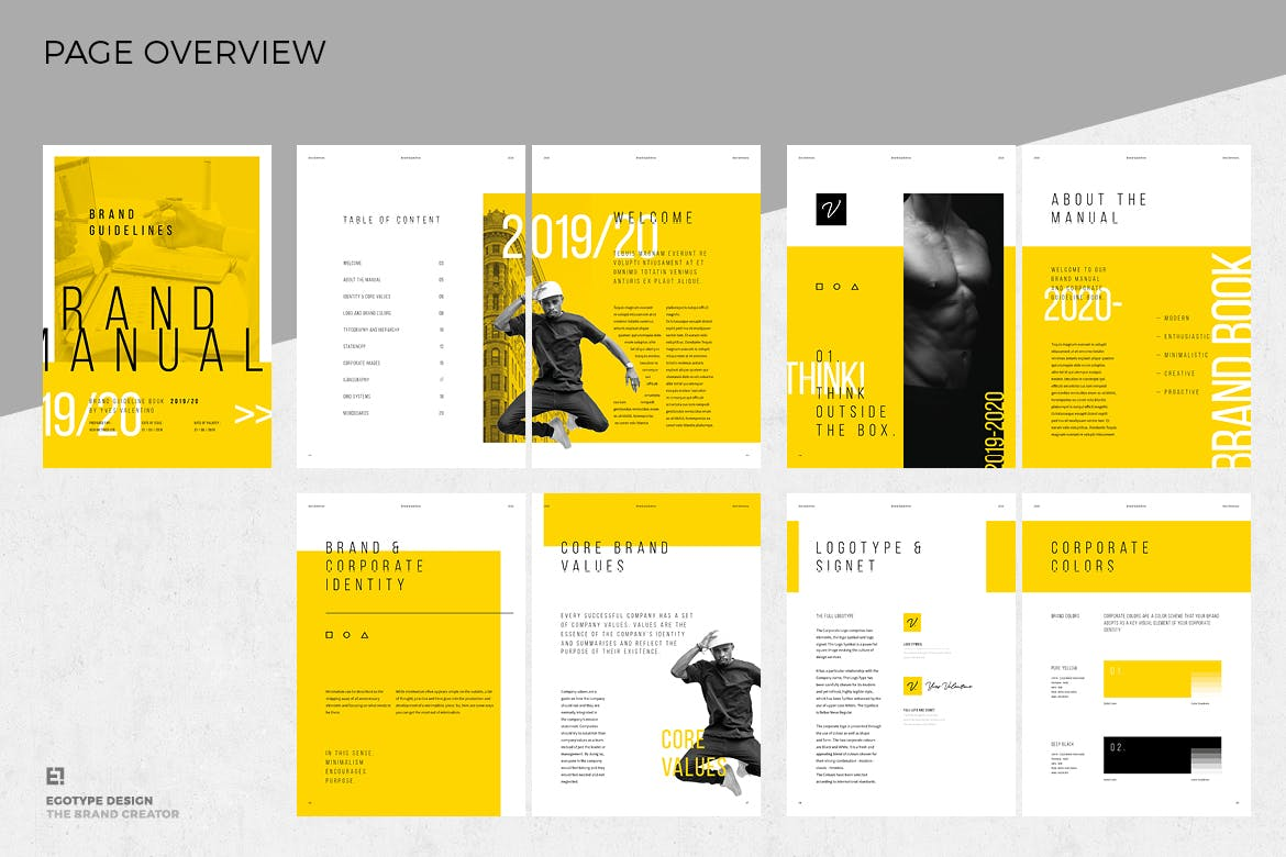 brand style guide template 19 3