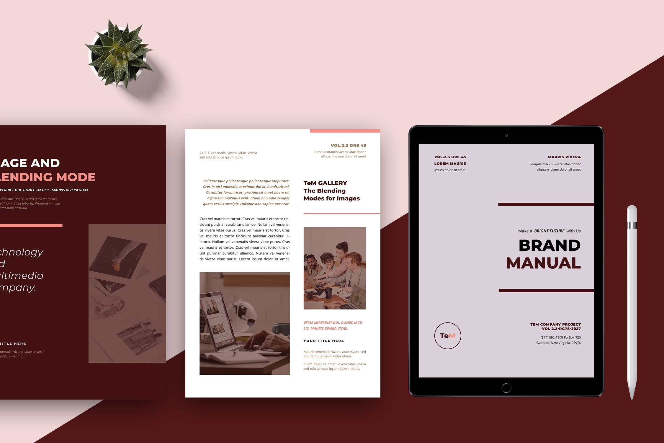 brand style guide template 2 3