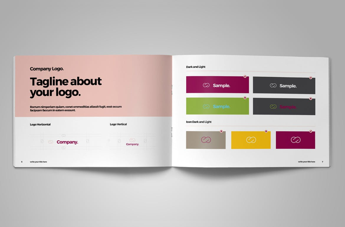 brand style guide template 21 1