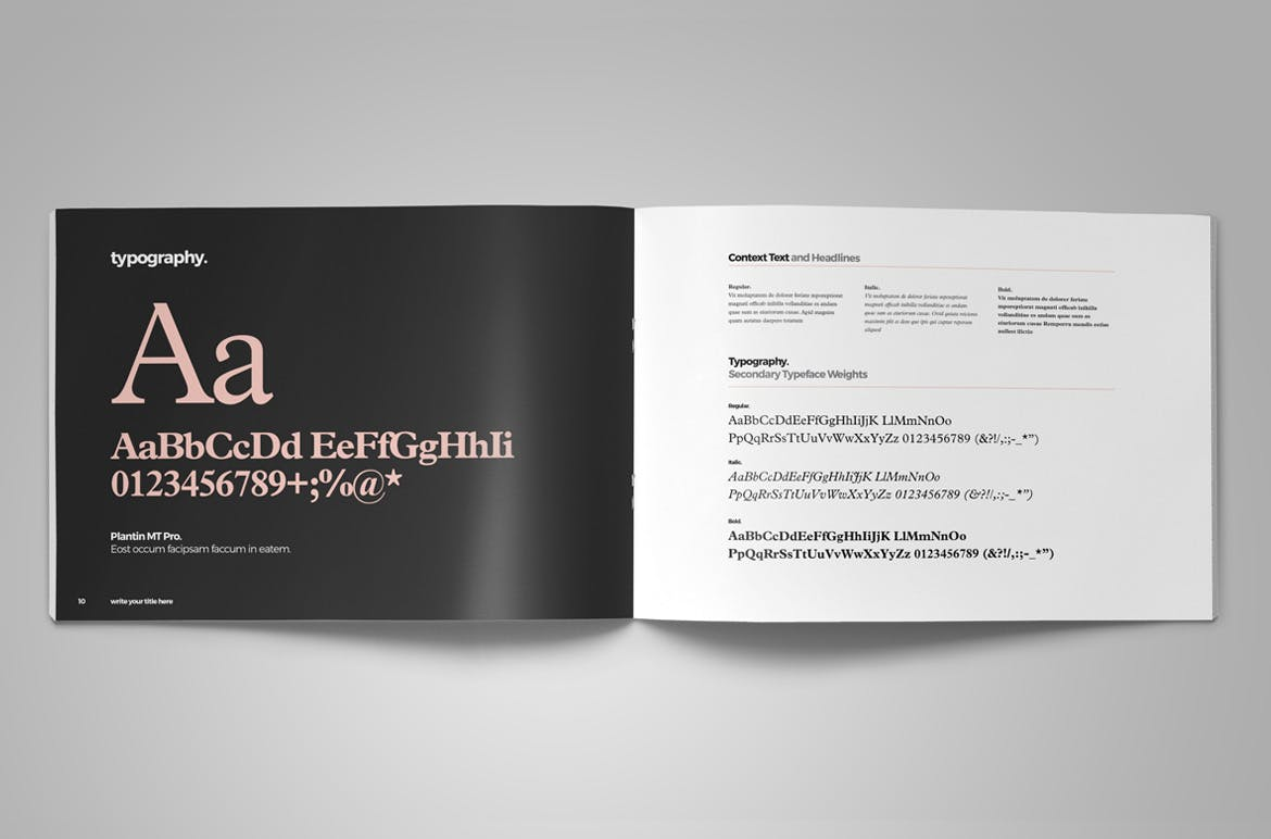 brand style guide template 21 2