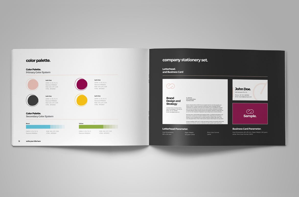 brand style guide template 21 3