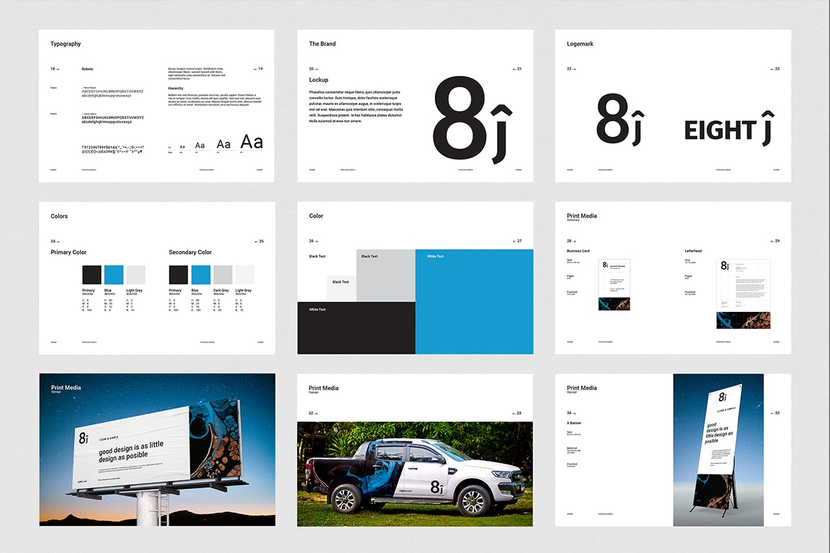 brand style guide template 23 3