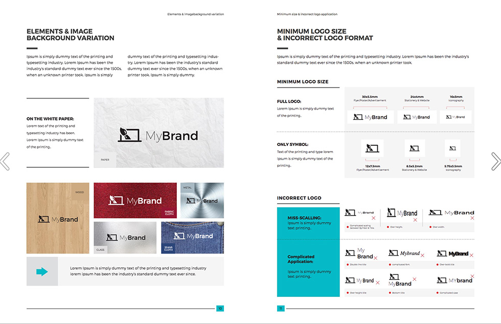 brand style guide template 25 2