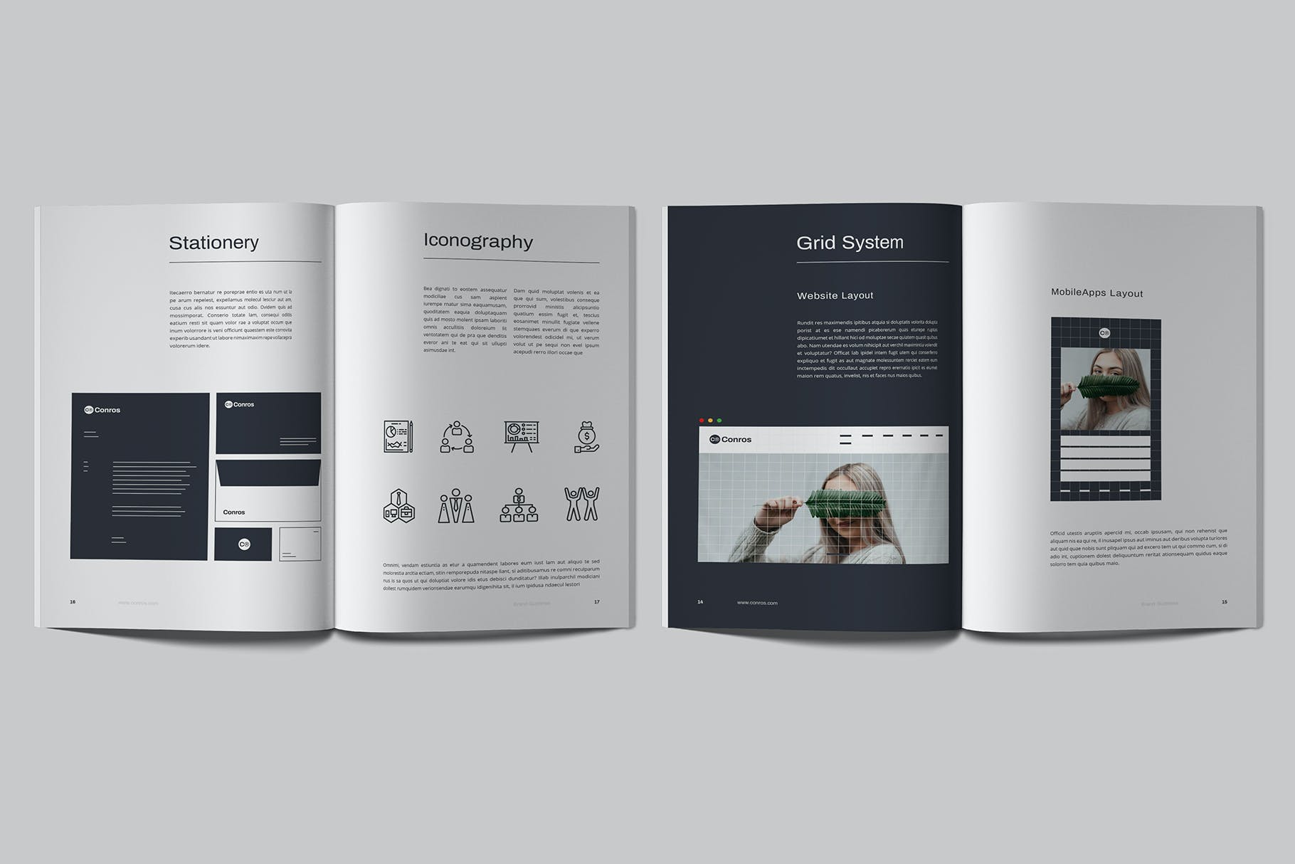 brand style guide template 3 2