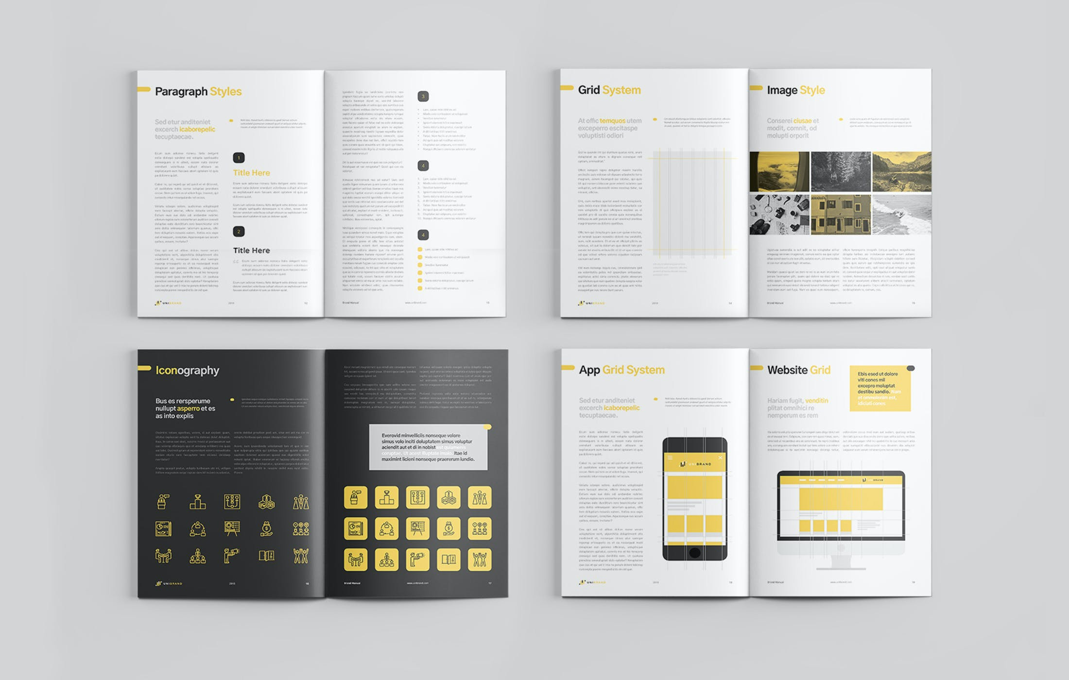 brand style guide template 4 2