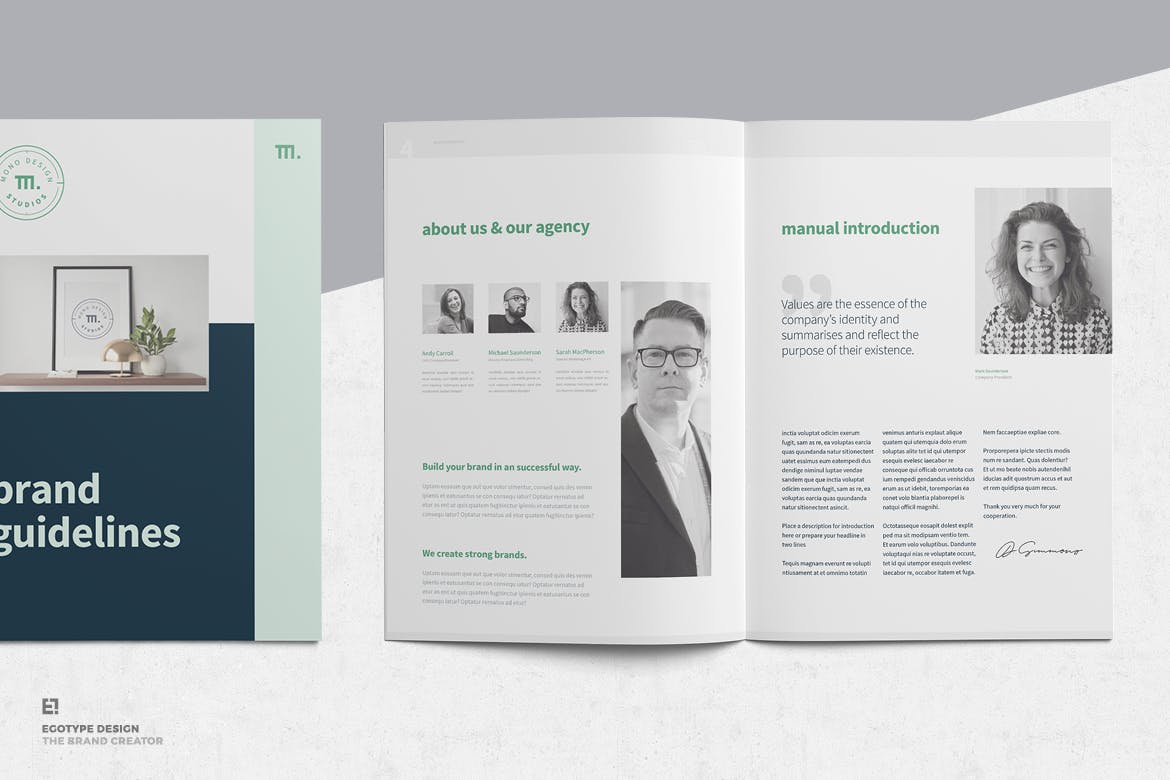 brand style guide template 5 1