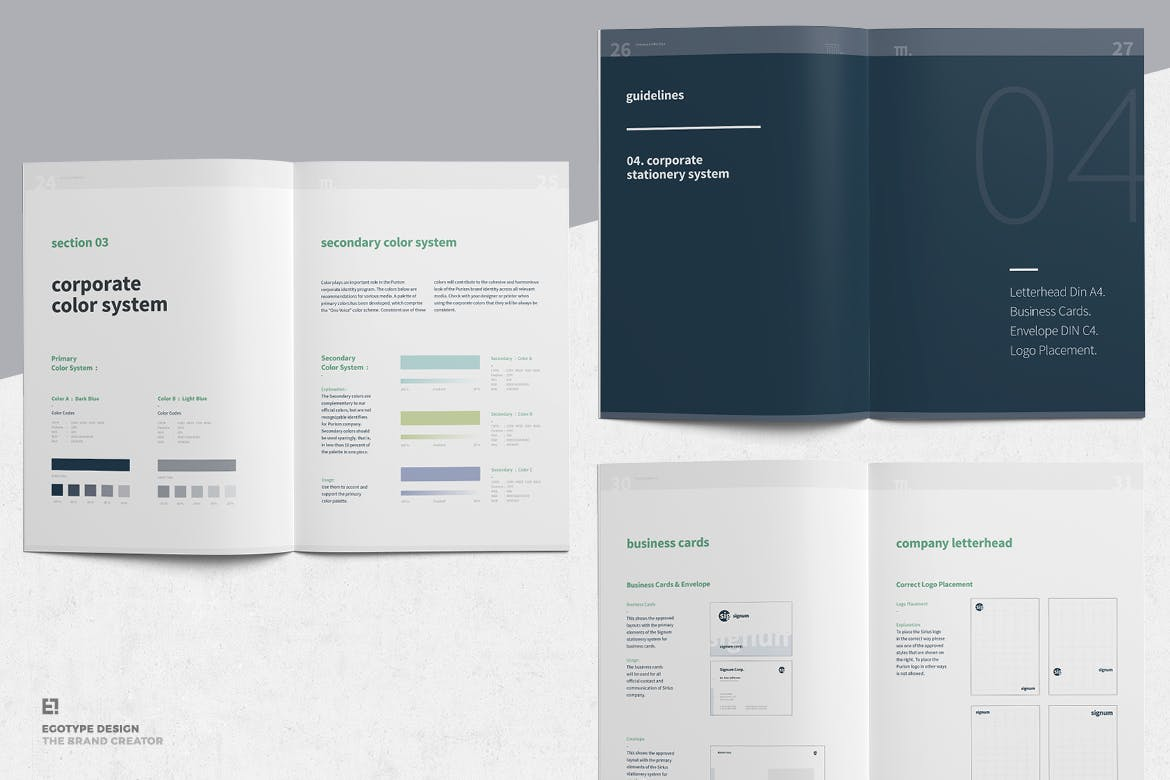 brand style guide template 5 2