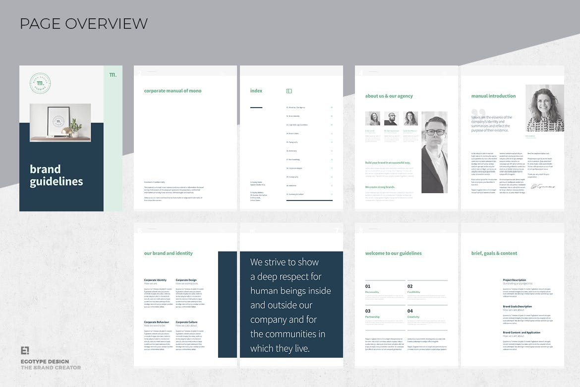 brand style guide template 5 3