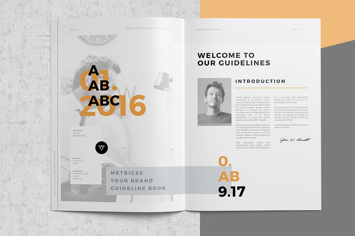 brand style guide template 6 2