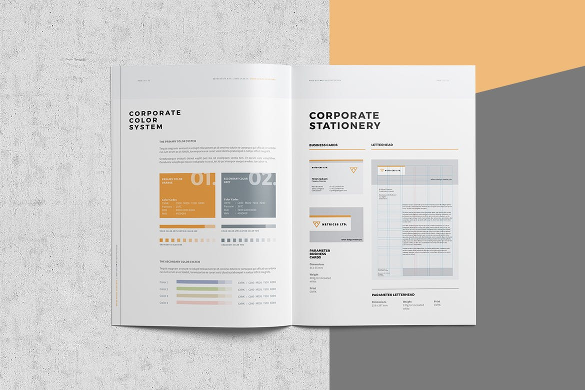 brand style guide template 6 3