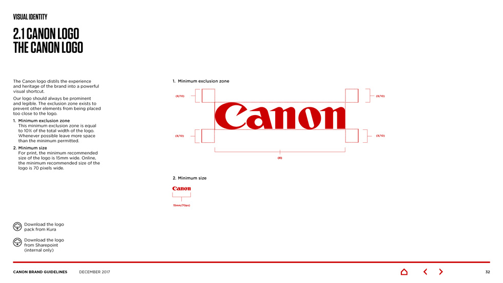 canon brand guidelines Page 03