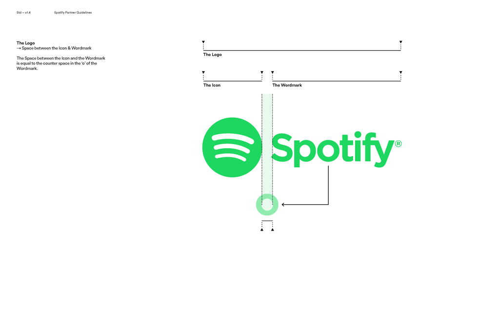 spotify logo color guidelines Page 04
