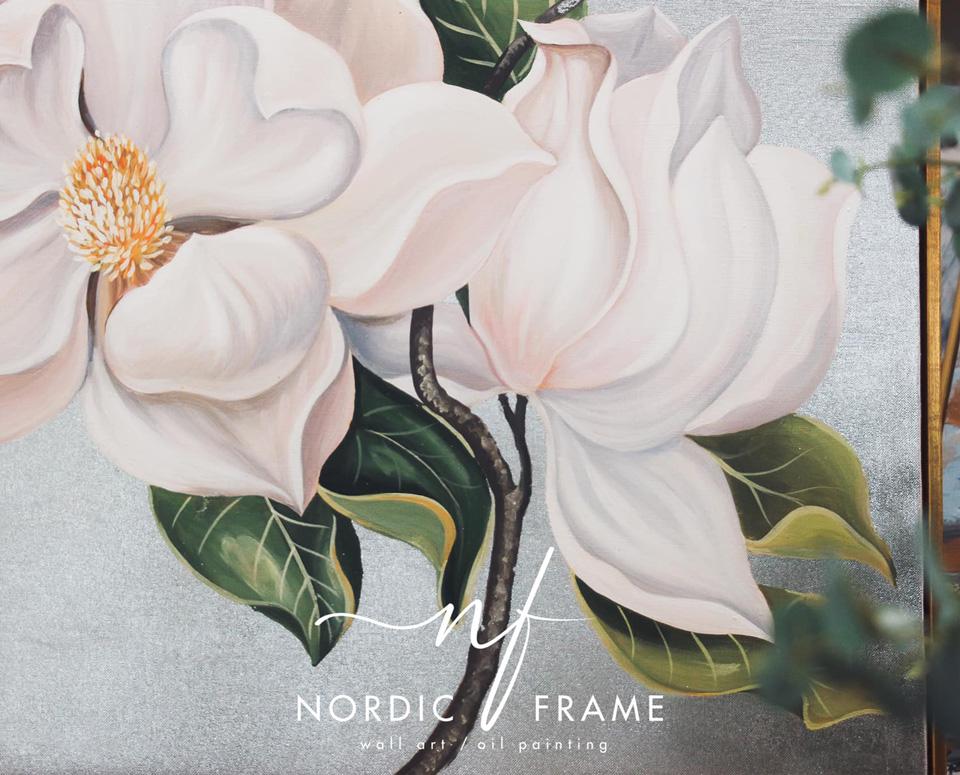 nordic frame tranh 2