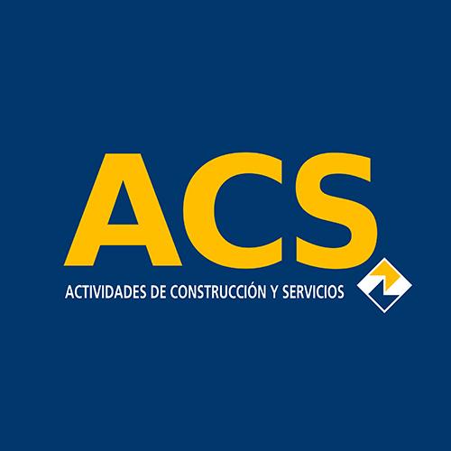 Logo Grupo ACS