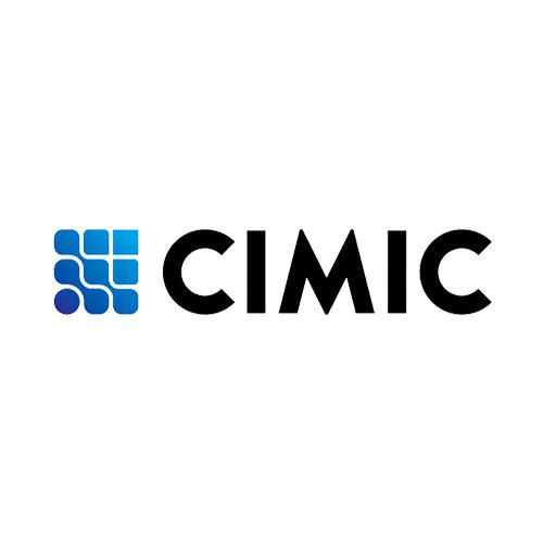 Logo Cimic group
