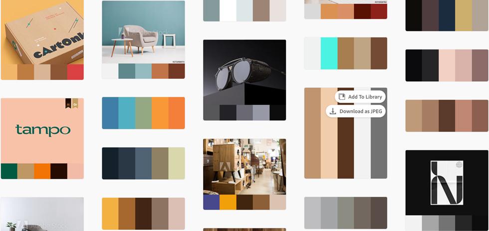 Màu sắc nội thất