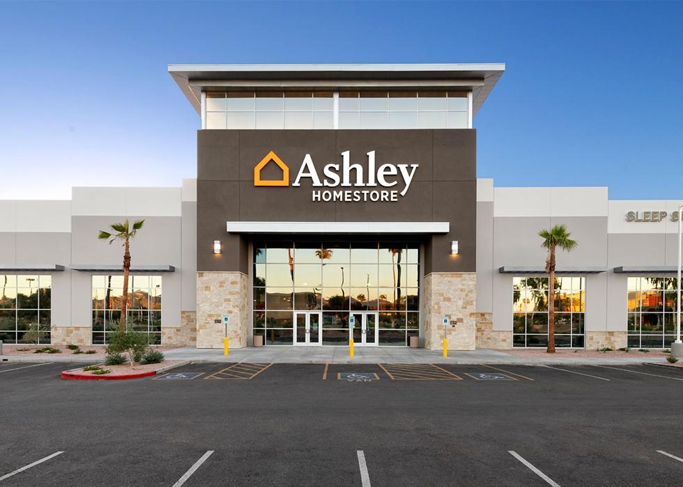 Ashely Homestore store