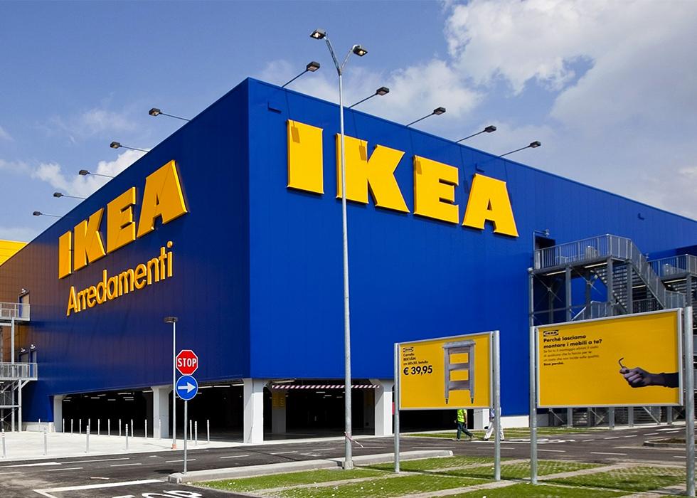 IKEA store