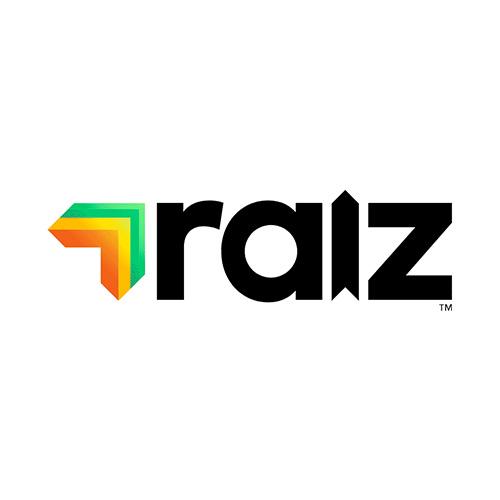 Logo Raiz
