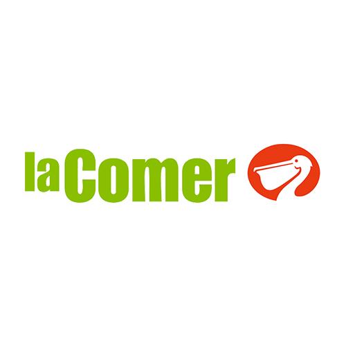 Logo laComer