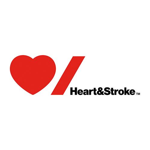 Logo Heart Stroke