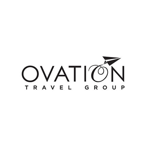Logo Ovation Travel Group